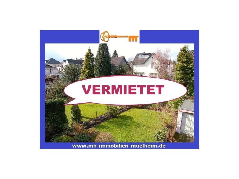 Vermietete Und Verkaufte Immobilien In M 252 Lheim Und Umgebung
