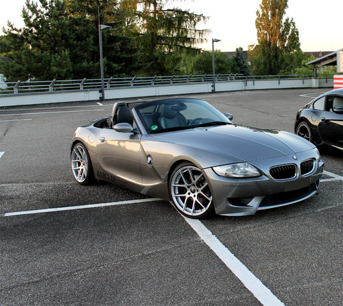 Bmw Z4 Coupe Tuning: Tuning Bei AP Performance
